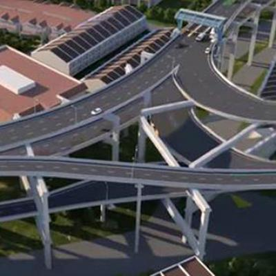 Sungai Besi - Ulu Kelang Elevated Expressway (SUKE) - CA3